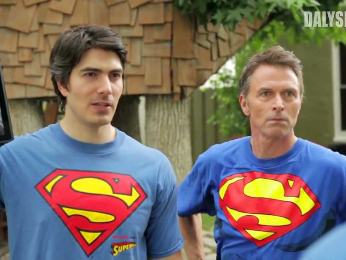The Daly Supermen