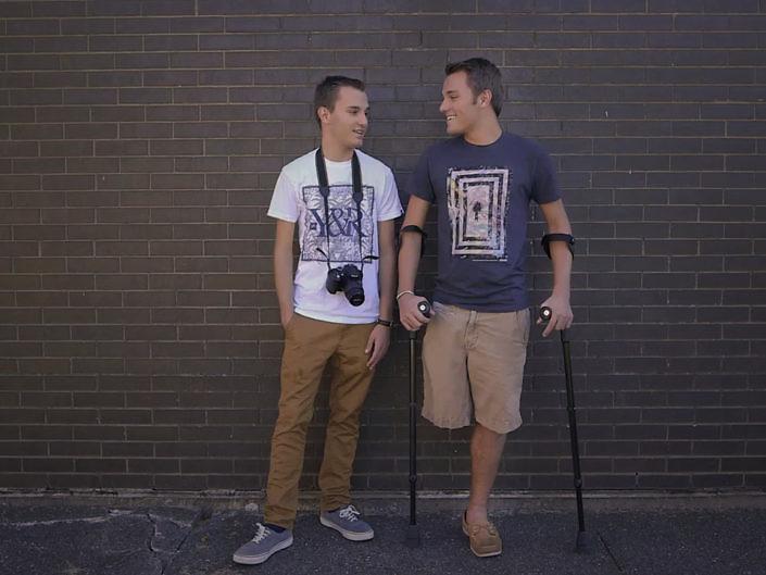 Alex and Nick