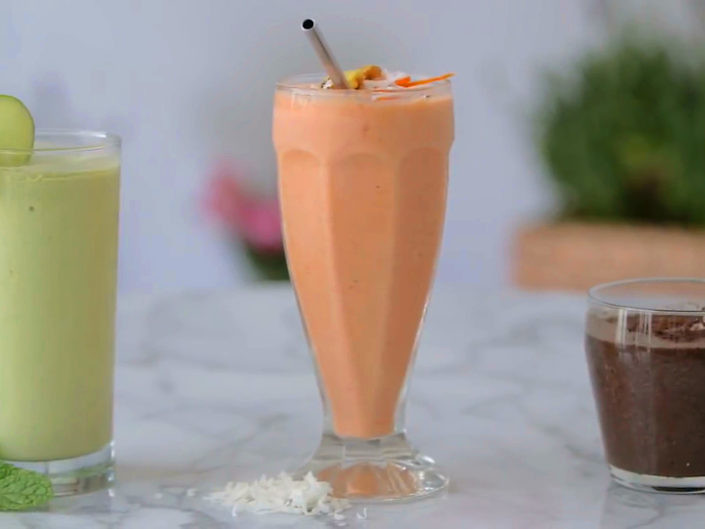 3 Good-For-You Smoothies
